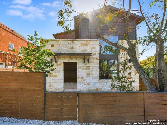 818 Martin Luther King Dr #1 #1, San Antonio, TX 78203 (MLS #1497840) :: Alexis Weigand Real Estate Group