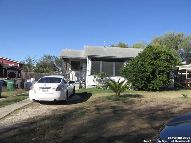 321 Kashmuir, San Antonio, TX 78223 (MLS #1497846) :: ForSaleSanAntonioHomes.com