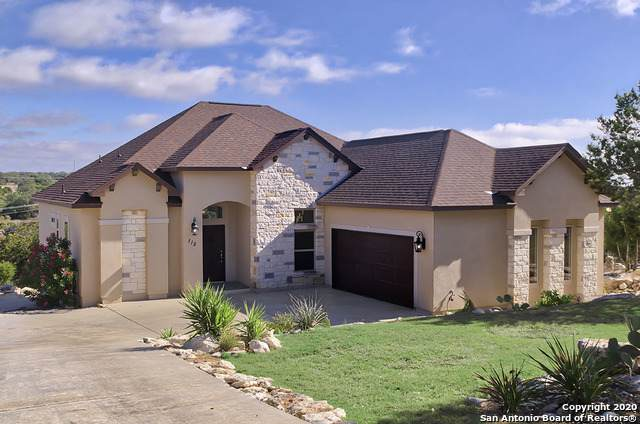 115 High Point Cir, Spring Branch, TX 78070 (MLS #1497866) :: 2Halls Property Team | Berkshire Hathaway HomeServices PenFed Realty