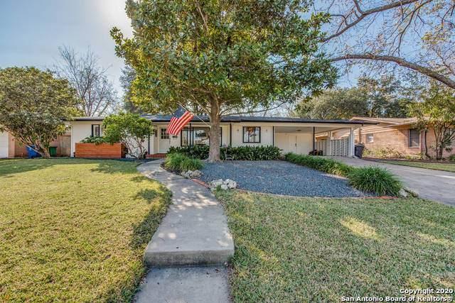 514 Woodcrest Dr, San Antonio, TX 78209 (MLS #1497935) :: The Heyl Group at Keller Williams