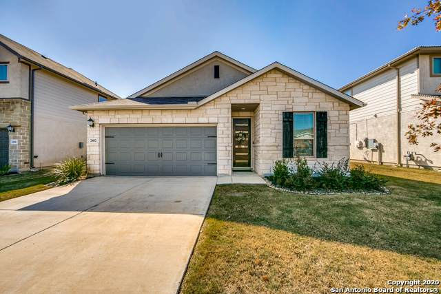 2402 Verona Way, San Antonio, TX 78259 (MLS #1497949) :: Tom White Group