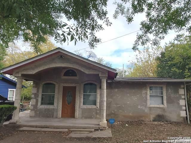 4223 Fortuna St, San Antonio, TX 78237 (MLS #1497974) :: 2Halls Property Team | Berkshire Hathaway HomeServices PenFed Realty