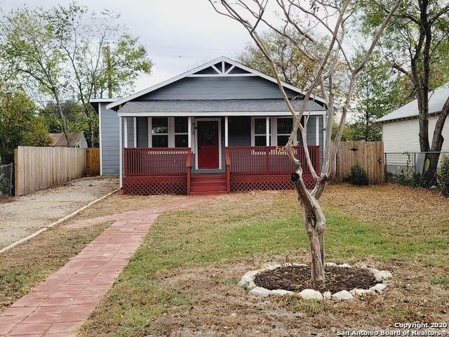 915 W Rosewood Ave, San Antonio, TX 78201 (MLS #1498040) :: Berkshire Hathaway HomeServices Don Johnson, REALTORS®