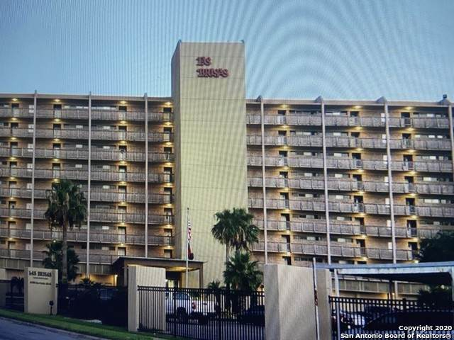 4000 Surfside Blvd #306, Corpus Christi, TX 78402 (MLS #1498044) :: Alexis Weigand Real Estate Group