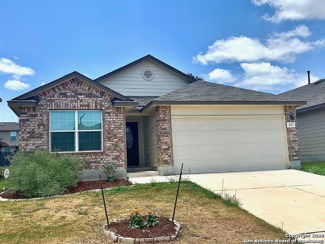 437 Eastern Phoebe, San Antonio, TX 78253 (MLS #1498213) :: Carolina Garcia Real Estate Group