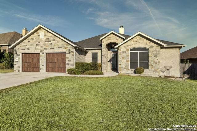 2257 Sungate Dr, New Braunfels, TX 78130 (MLS #1498231) :: BHGRE HomeCity San Antonio