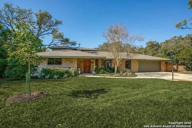 315 Prinz Dr, San Antonio, TX 78213 (MLS #1498262) :: 2Halls Property Team | Berkshire Hathaway HomeServices PenFed Realty