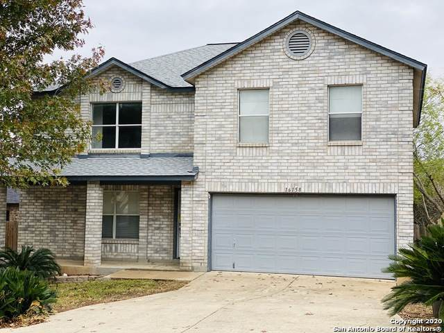 16158 Walnut Creek Dr, San Antonio, TX 78247 (MLS #1498321) :: Real Estate by Design