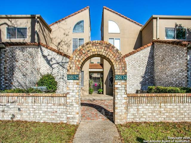 201 W Craig Pl H, San Antonio, TX 78212 (MLS #1498333) :: Real Estate by Design