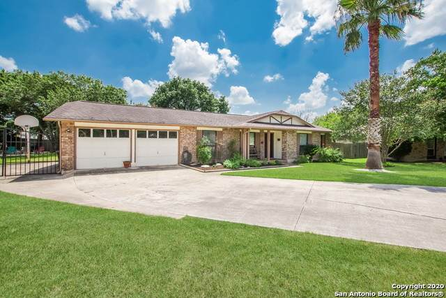 4718 Pebble Glen, San Antonio, TX 78217 (MLS #1498439) :: Tom White Group