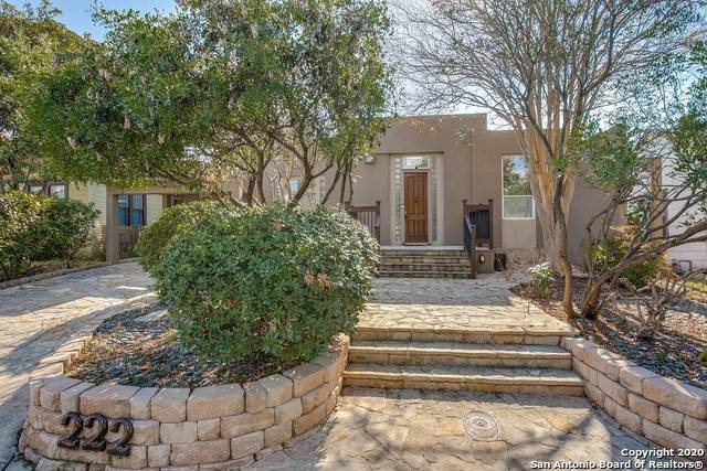 222 Holland Ave, San Antonio, TX 78212 (MLS #1498574) :: The Rise Property Group