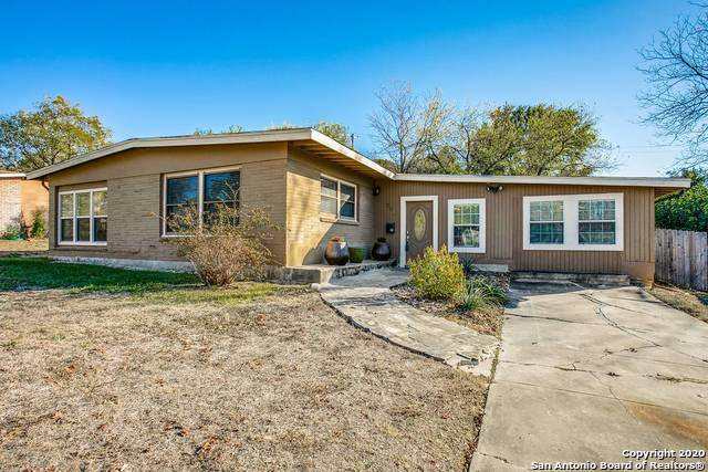 354 Maplewood Ln, San Antonio, TX 78216 (MLS #1498764) :: The Lugo Group