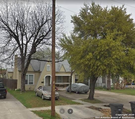 2023 Cincinnati Ave, San Antonio, TX 78228 (MLS #1498880) :: Keller Williams City View