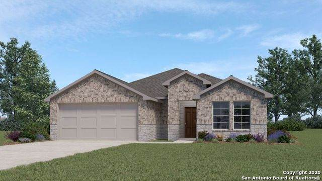 814 Tenby Castle, New Braunfels, TX 78130 (MLS #1498946) :: Neal & Neal Team
