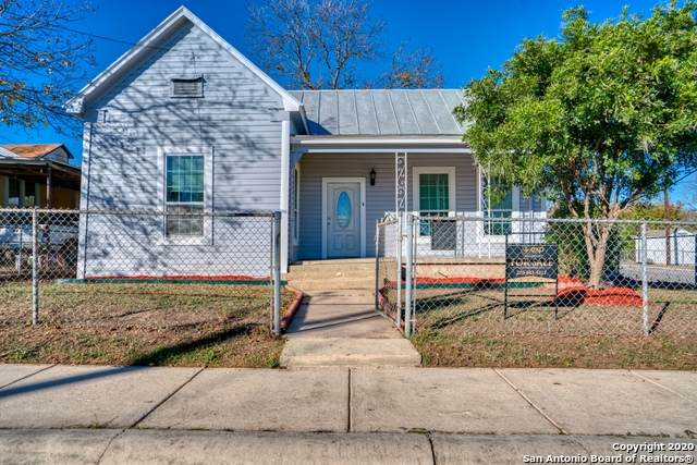 133 Stafford St, San Antonio, TX 78208 (MLS #1499033) :: Tom White Group
