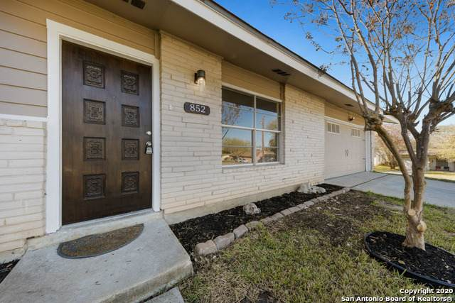 852 Boulder Dr, Universal City, TX 78148 (MLS #1499136) :: Tom White Group