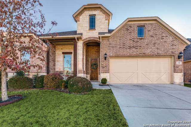 231 Aspen Dr, Boerne, TX 78006 (MLS #1499281) :: The Lugo Group
