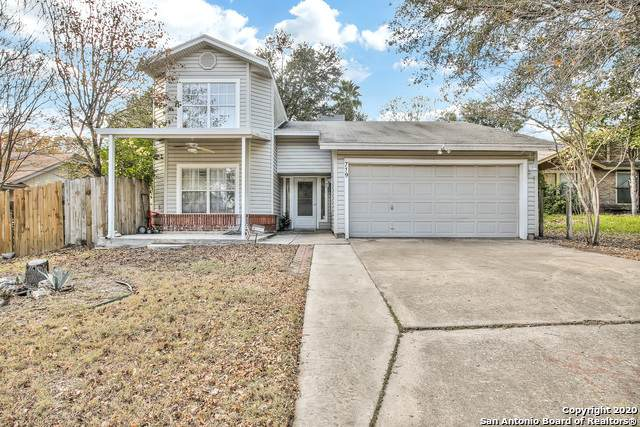 719 Cypresshill Dr, San Antonio, TX 78245 (MLS #1499319) :: Alexis Weigand Real Estate Group