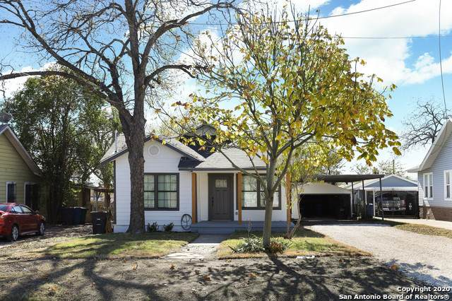3228 W Ashby Pl, San Antonio, TX 78228 (MLS #1499333) :: Carter Fine Homes - Keller Williams Heritage