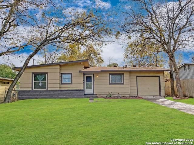 718 Sumner Dr, San Antonio, TX 78209 (MLS #1499413) :: Alexis Weigand Real Estate Group