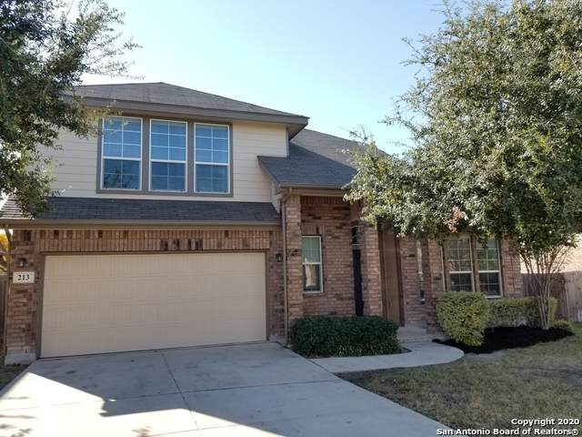 213 Ridge Bluff, Cibolo, TX 78108 (MLS #1499504) :: Tom White Group