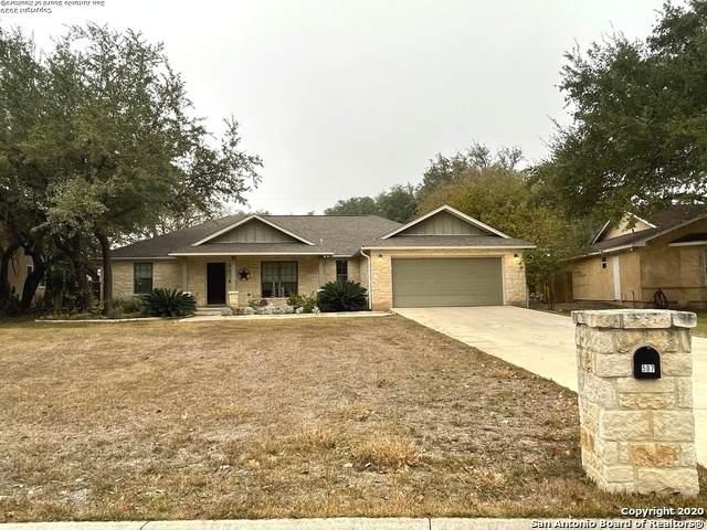 507 Jack Nickolaus Dr, Devine, TX 78016 (MLS #1499510) :: Exquisite Properties, LLC