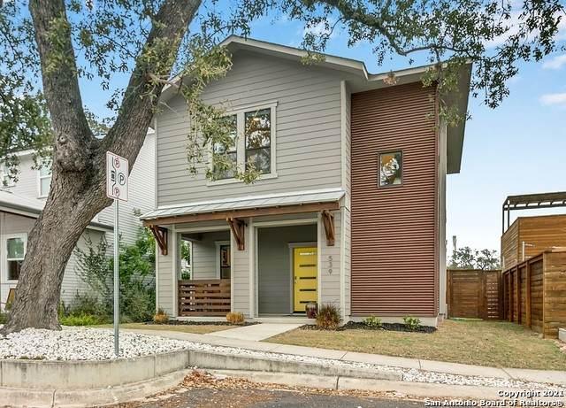 539 Leigh St, San Antonio, TX 78210 (MLS #1499565) :: Berkshire Hathaway HomeServices Don Johnson, REALTORS®