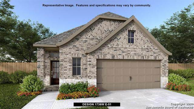 2847 High Castle, San Antonio, TX 78245 (MLS #1499662) :: The Gradiz Group