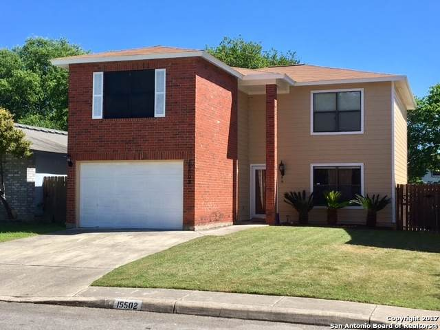 15502 Walnut Creek Dr, San Antonio, TX 78247 (MLS #1499697) :: Real Estate by Design