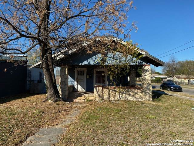 2401 Saunders Ave, San Antonio, TX 78207 (MLS #1499800) :: The Rise Property Group