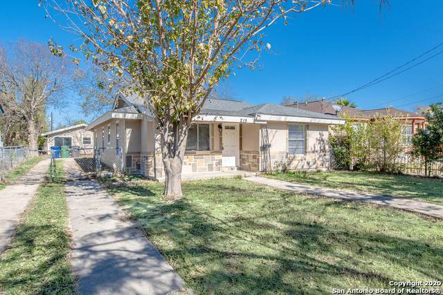 215 Illg Ave, San Antonio, TX 78211 (MLS #1499841) :: Berkshire Hathaway HomeServices Don Johnson, REALTORS®