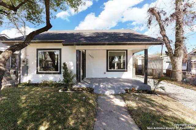 2407 W Salinas St, San Antonio, TX 78207 (MLS #1499985) :: The Mullen Group | RE/MAX Access