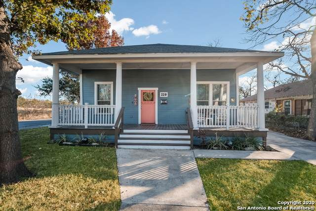 220 Berkshire Ave, San Antonio, TX 78210 (MLS #1500036) :: Real Estate by Design