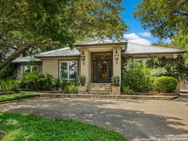 417 E Mandalay Dr, San Antonio, TX 78212 (MLS #1500072) :: Carolina Garcia Real Estate Group