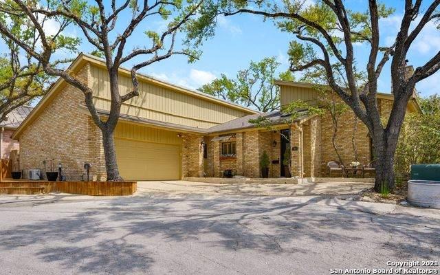 8 Garden Sq, San Antonio, TX 78209 (MLS #1500202) :: Tom White Group