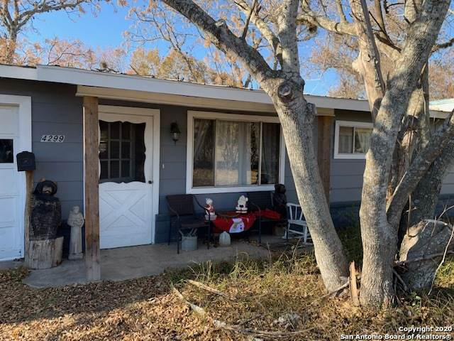 4299 State Highway 173 N, Bandera, TX 78003 (MLS #1500227) :: Santos and Sandberg