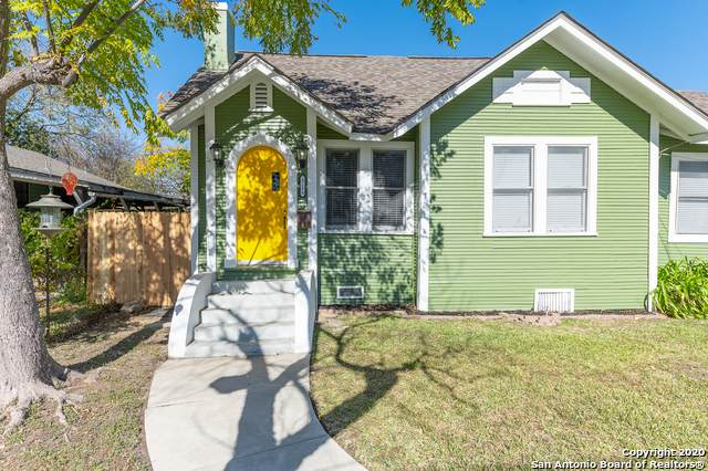 1819 W Woodlawn Ave, San Antonio, TX 78201 (MLS #1500230) :: Carter Fine Homes - Keller Williams Heritage