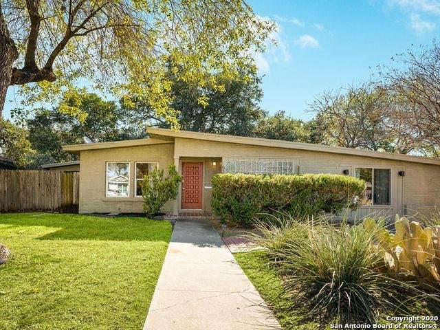522 Brightwood Pl, San Antonio, TX 78209 (MLS #1500338) :: BHGRE HomeCity San Antonio