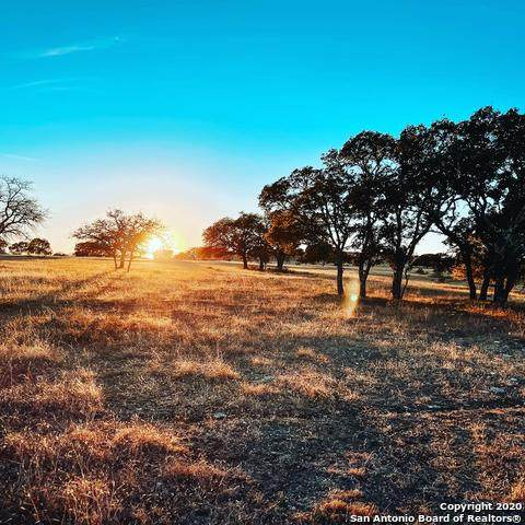 LOT 38 Blaha Oaks Rd, Fredericksburg, TX 78624 (MLS #1500400) :: Sheri Bailey Realtor