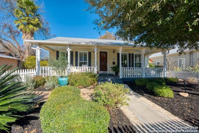 260 N Santa Clara Ave, New Braunfels, TX 78130 (MLS #1500490) :: Tom White Group
