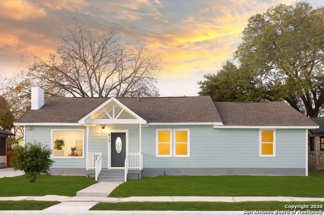 817 Chicago Blvd, San Antonio, TX 78210 (MLS #1500500) :: Carter Fine Homes - Keller Williams Heritage