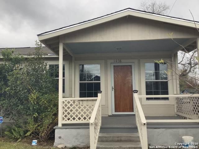 1038 San Francisco, San Antonio, TX 78201 (MLS #1500525) :: Berkshire Hathaway HomeServices Don Johnson, REALTORS®