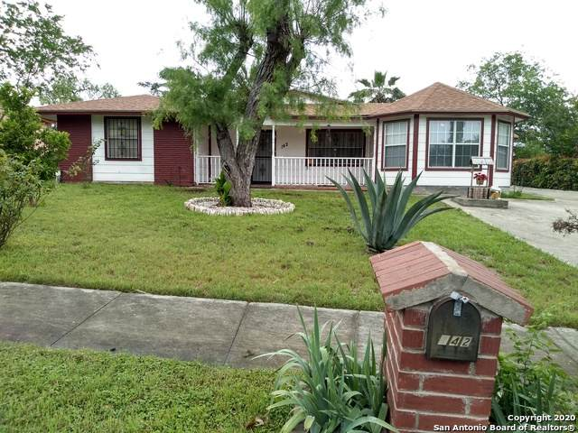 142 Lake Valley St, San Antonio, TX 78227 (MLS #1500531) :: The Lugo Group