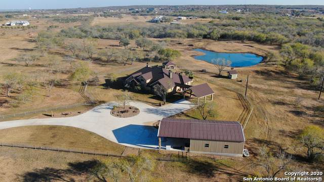 819 County Road 356, La Vernia, TX 78121 (MLS #1500534) :: Exquisite Properties, LLC