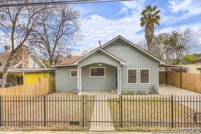 330 Delmar St, San Antonio, TX 78210 (MLS #1500543) :: Concierge Realty of SA