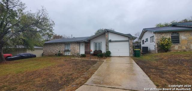 207 Lost Forest St, Live Oak, TX 78233 (MLS #1500619) :: BHGRE HomeCity San Antonio