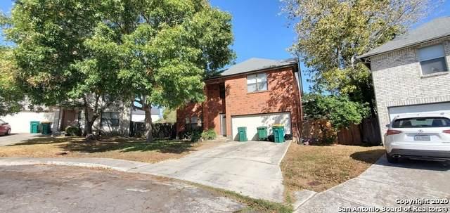 8127 Talkenhorn, Converse, TX 78109 (MLS #1500621) :: BHGRE HomeCity San Antonio
