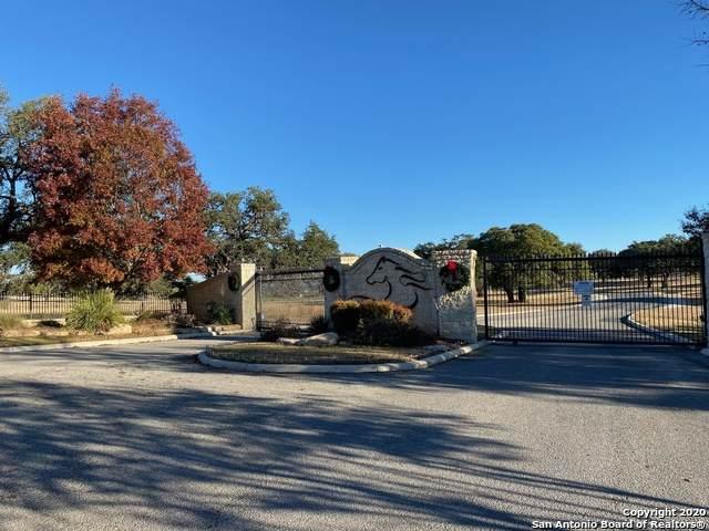 LOT 379 ON Palomino Springs, Bandera, TX 78003 (MLS #1500725) :: The Lugo Group