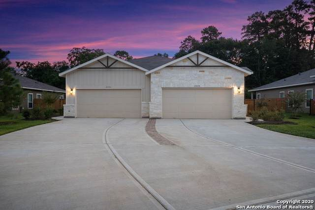 25145 & 25149 Pacific Wren, Magnolia, TX 77354 (MLS #1500814) :: The Lugo Group
