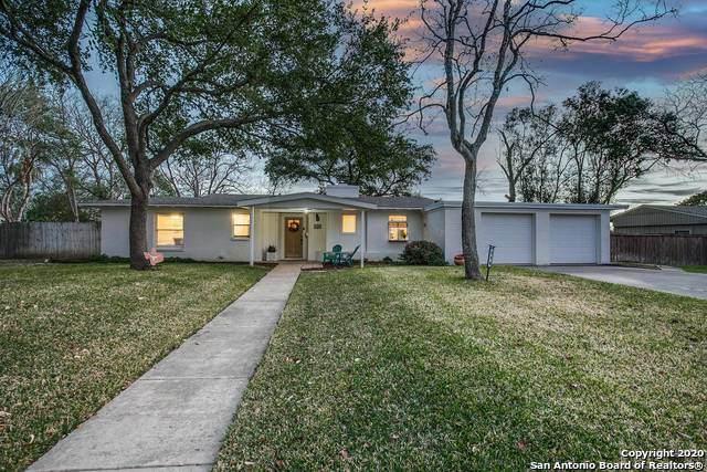 114 Bryker Dr, Terrell Hills, TX 78209 (MLS #1500835) :: Concierge Realty of SA